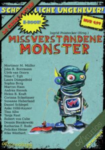 Cover Missverstandene Monster