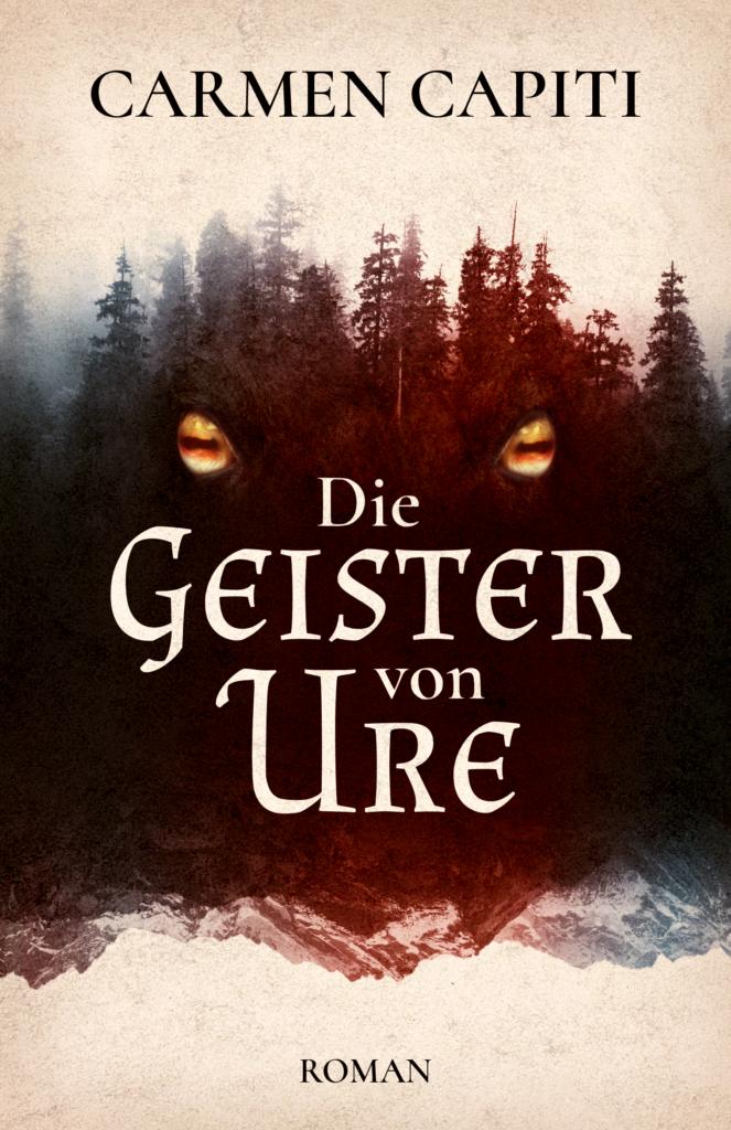 Cover Die Geister von Ure