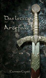 """Cover """"Das letzte Artefak"""""""