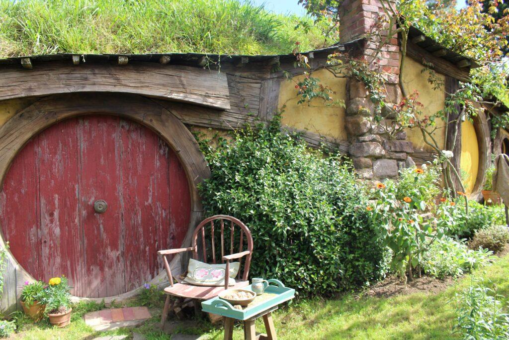 Hobbithöhle