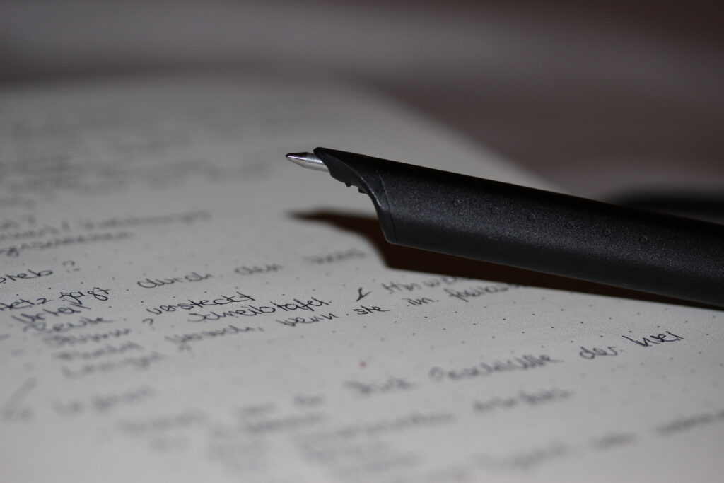 Moleskine Stift