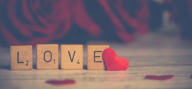 Die Sache mit der Liebe ….