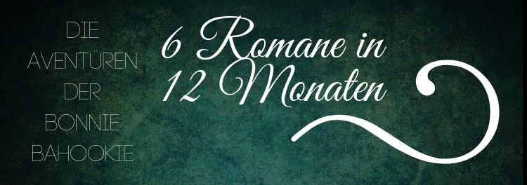 6 Romane in 12 Monaten ?!?